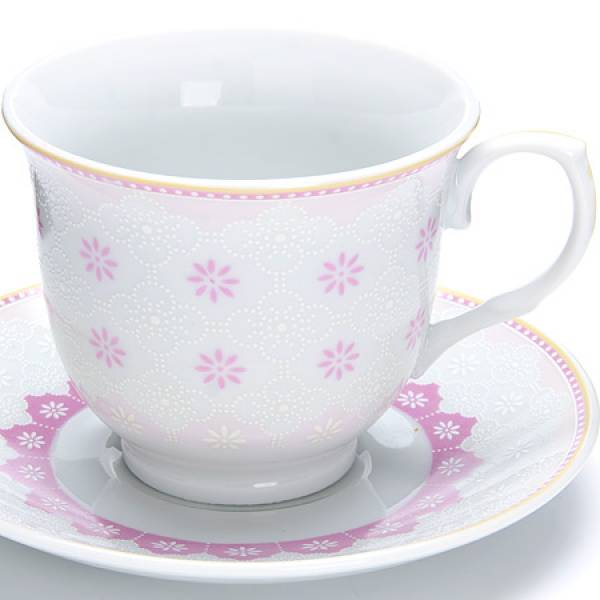 26432 Чайный сервиз 12пр 220мл в подар/уп LORAINE