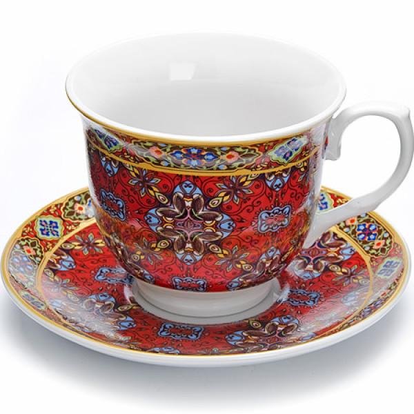 26431 Чайный сервиз 12пр 220мл в подар/уп LR (х6)