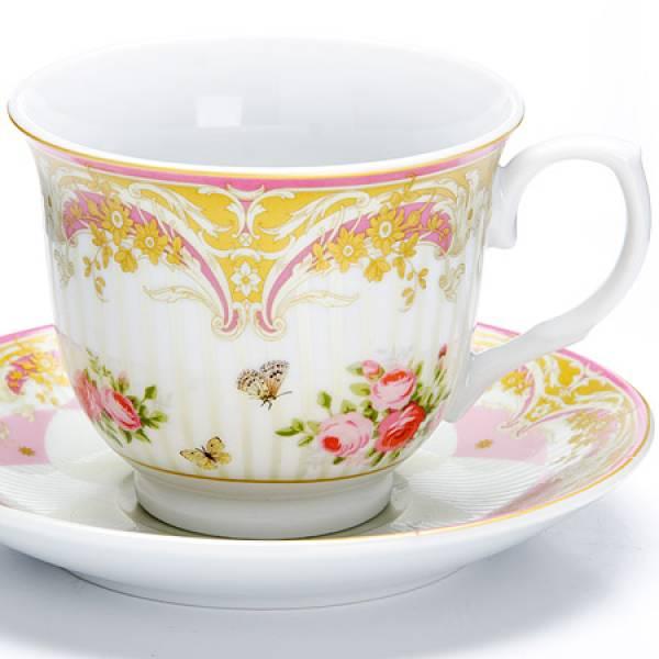 26428 Чайный сервиз 12пр 220мл в подар/уп LORAINE