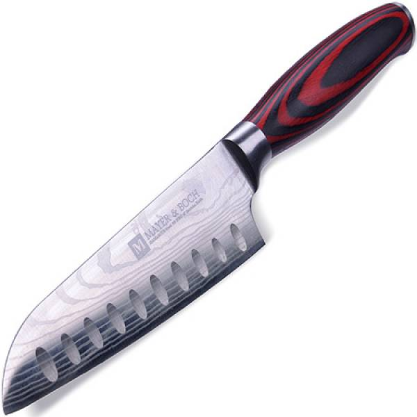 28033 Нож 23,2см DOMASCUS дамаск/сталь MAYER&BOCH