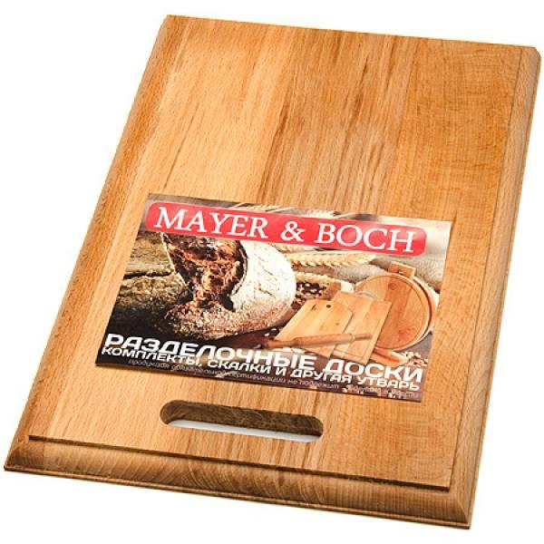 01-3 Доска разделочная прямоугольная сред MAYER&BOCH