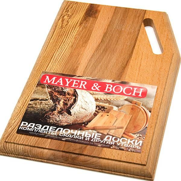 12-3 Доска разделочная косая MAYER&BOCH
