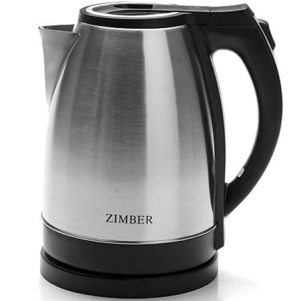 11066 Эл. чайник нерж/корпус 1,8л ZM (х12)