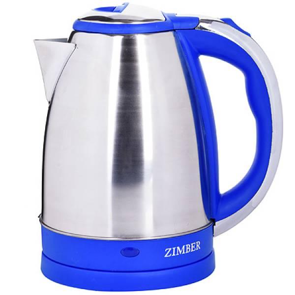 11245 Чайник электрический 1,5л 1800Вт ZIMBER