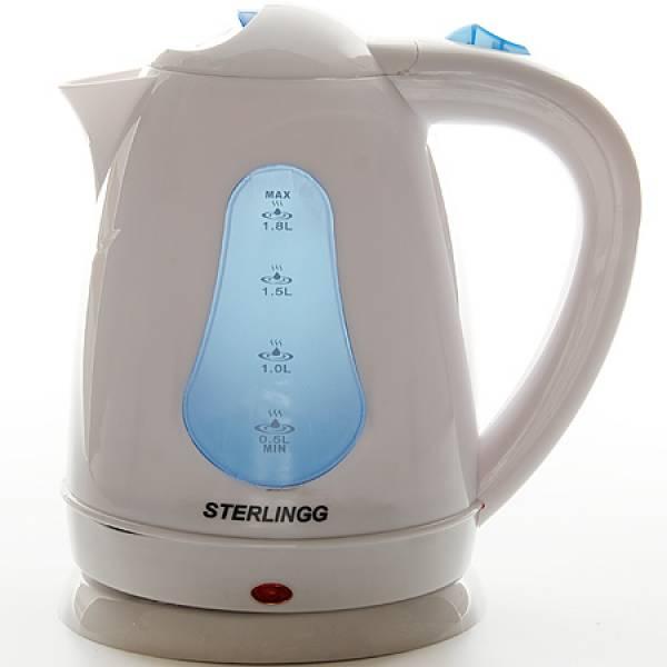 10788 Чайник электрический диск 1,7 ST