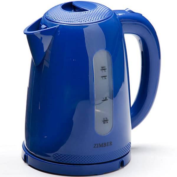 11031 Чайник электр. пласт. 1,7л 2200Вт ZIMBER