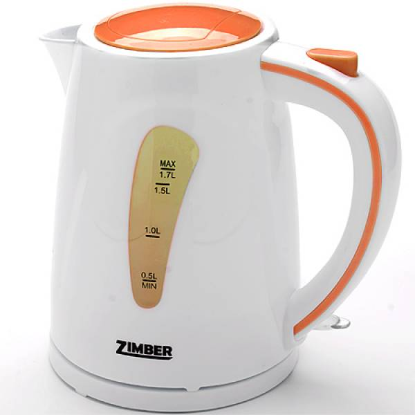 10840 Эл.чайник диск ПОДСВЕТКА 1,7 л.ZM.2200Вт