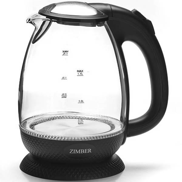11181 Эл. чайник 1,7л 2200Вт с подсветкой ZIMBER
