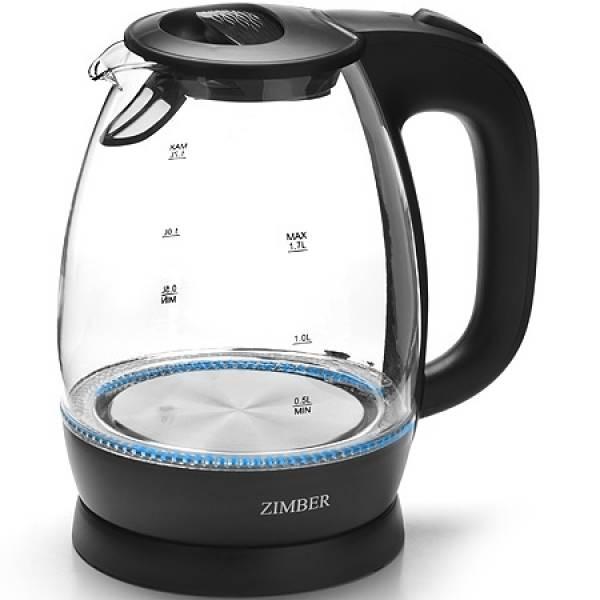 11180 Эл. чайник 1,7л 2200Вт с подсветкой ZIMBER