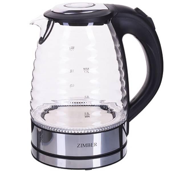 11243 Эл. чайник 1,7л 2200Вт с подсветкой ZIMBER