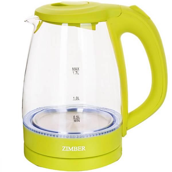 11225 Эл. чайник 1,7л 2200Вт с подсветкой ZIMBER