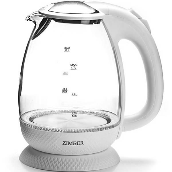 11182 Эл. чайник 1,7л 2200Вт с подсветкой ZIMBER