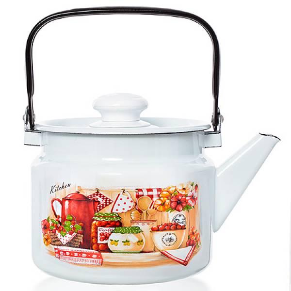 71709 Чайник эмаль 2л Кухня