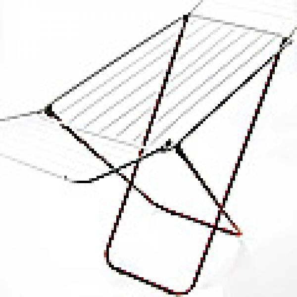 СБ-1 Сушилка д/белья напольная метал 18м