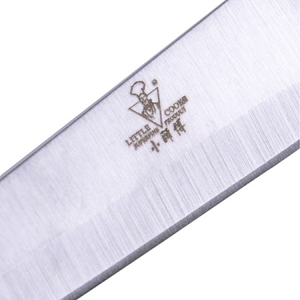 05A-SS Нож в упаковке силикон/руч 24 см MB(х240)