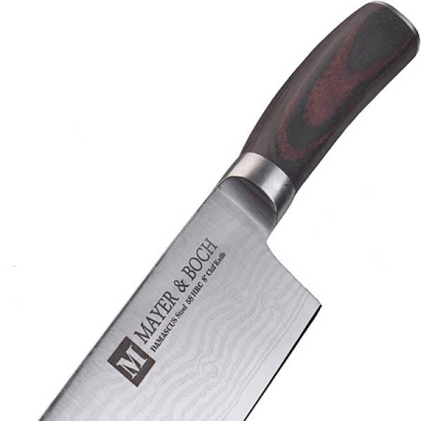 27993- С04 Нож кухонный 33 см. MAYER&BOCH