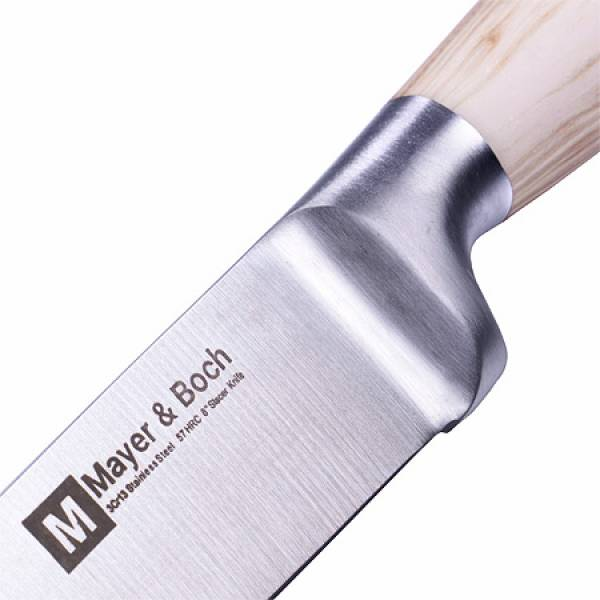 28124-С02 Нож кухонный 31 см.МВ