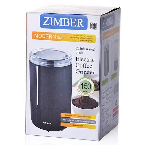11211 Электро-кофемолка 150Вт 50мл ZIMBER