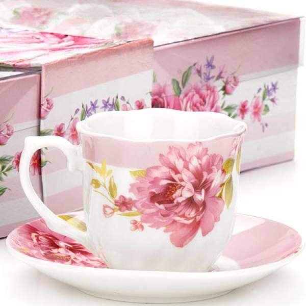 25961 Кофейный набор 12пр (чашка+блюдце) LORAINE