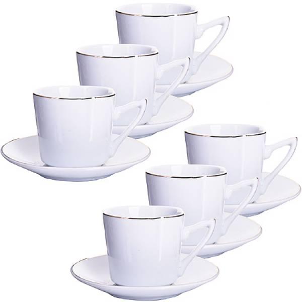 25608 Кофейный набор 12пр 90мл в под/упак LORAINE