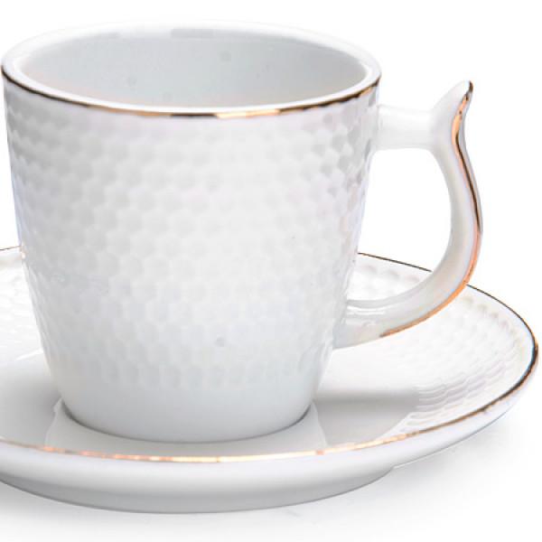 26820 Кофейный сервиз 12пр 90мл в под/уп LR (х15)