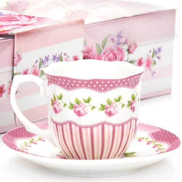 25959 Кофейный набор 12пр (чашка+блюдце) LORAINE
