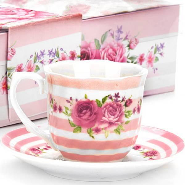 25956 Кофейный набор 12пр (чашка+блюдце) LORAINE