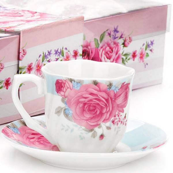 25958 Кофейный набор 12пр (чашка+блюдце) LORAINE