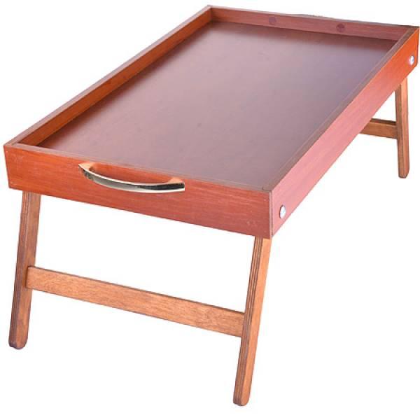 8896 Столик для завтрака 50см Бамбук MAYER&BOCH