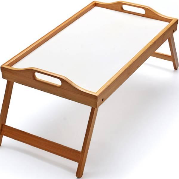 27359 Столик для завтрака 30см Бамбук MAYER&BOCH