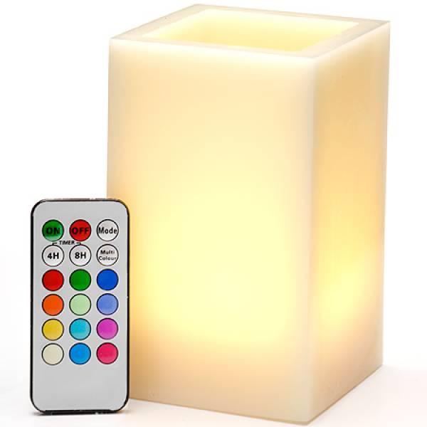C-SH65T Свеча светодиодная с пультом
