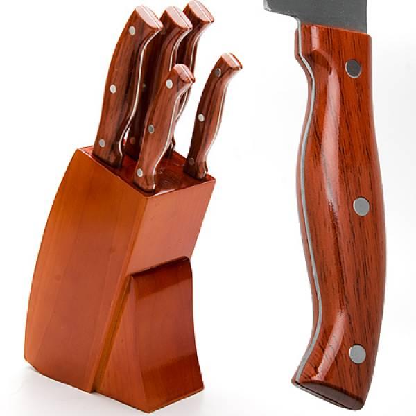 23618 Набор ножей 6пр клёпаные MAYER&BOCH