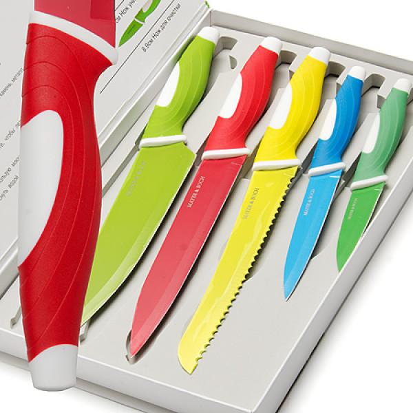 24889 Набор ножей 5 предметов MAYER&BOCH