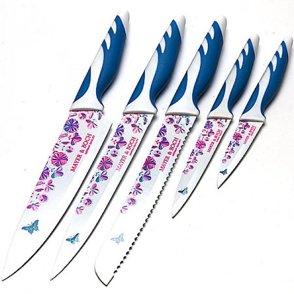 20722 Набор ножей (6 пр) на подставке MB (х6)