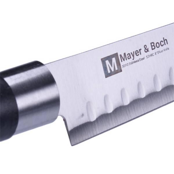 21869 Набор ножей 6 пр на подставке MAYER&BOCH
