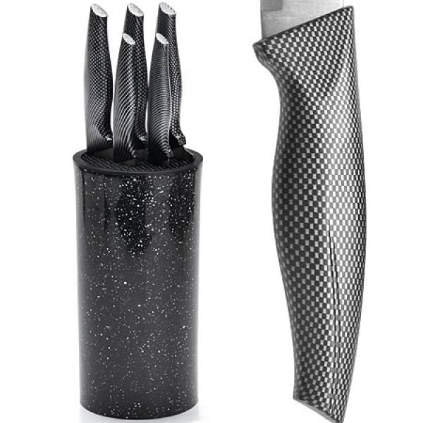 27430 Наб/нож 6пр на подст 19-20-20-12-9см MAYER&BOCH