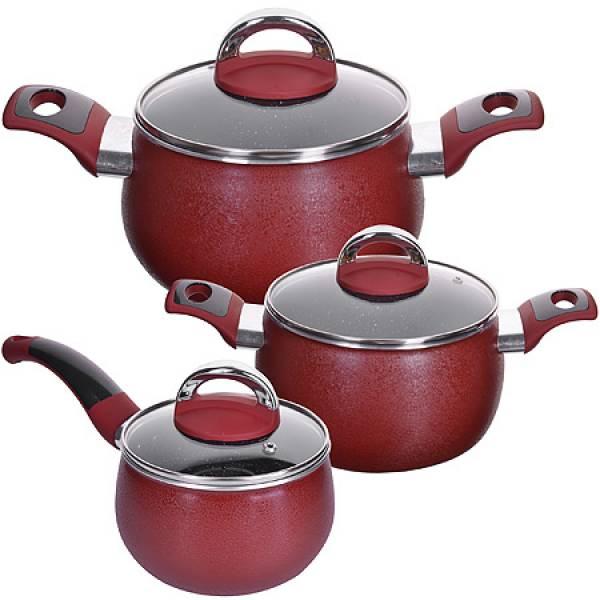 27789 Набор посуды 6пр 1,6+2,4+3,4 см MAYER&BOCH