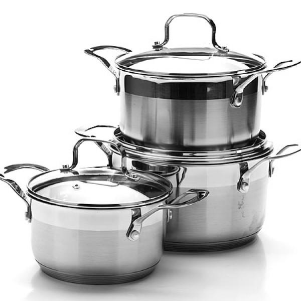 25091 Набор посуды 6пр с/кр 1,8+2,5+3,5л МВ (х4)