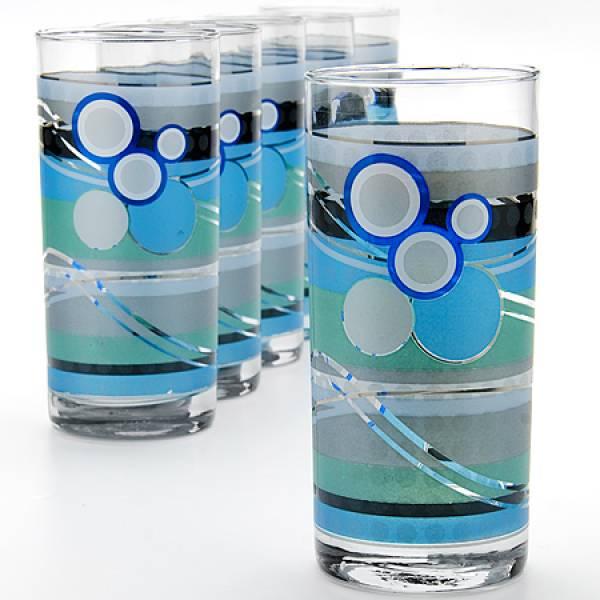 24078 Набор стаканов 6пр (370мл) LR (х6)