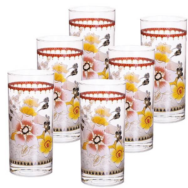 24076 Набор стаканов 6пр (370мл) LORAINE