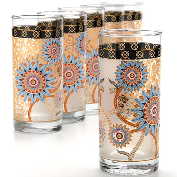 24077 Набор стаканов 6пр (370мл) LR (х6)