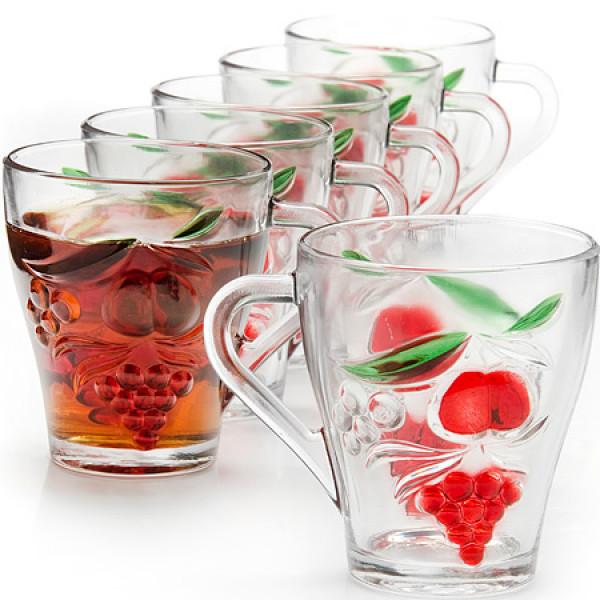 2998(243-2) Набор стаканов 6пр 320мл