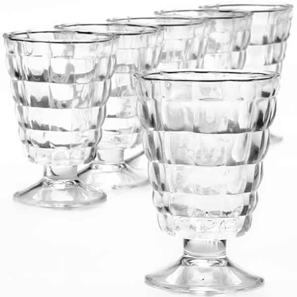 24686 Набор стаканов 6пр 220мл в под/упак LR (х6)