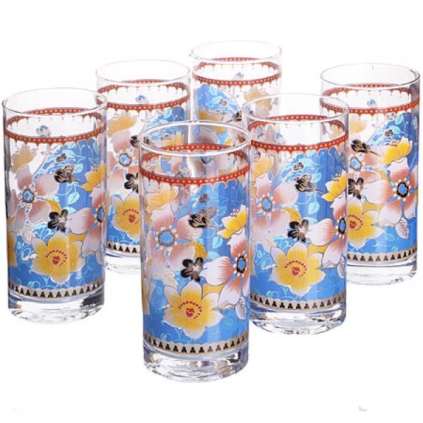 24075 Набор стаканов 6пр (370мл) LORAINE