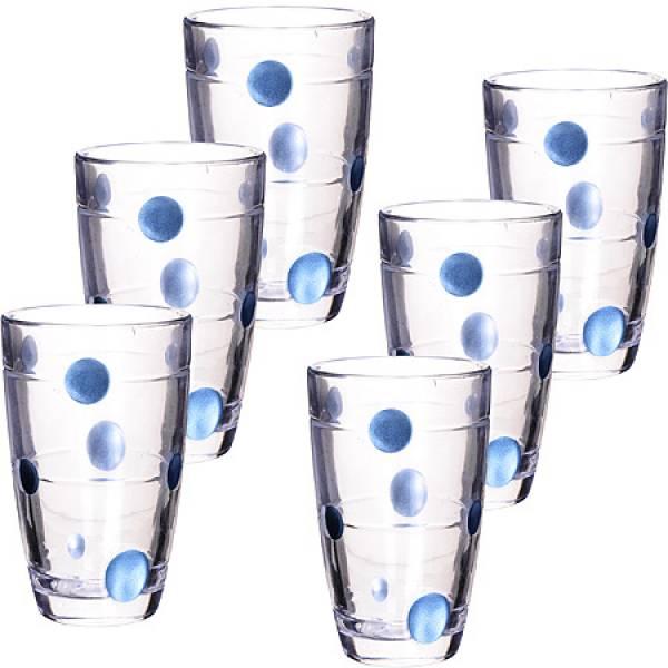 24069 Набор стаканов 6 предметов 300мл LORAINE