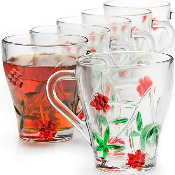 2998(243-6) Набор стаканов 6пр 320мл