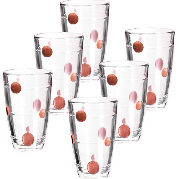 24070 Набор стаканов 6 предметов 300мл LORAINE