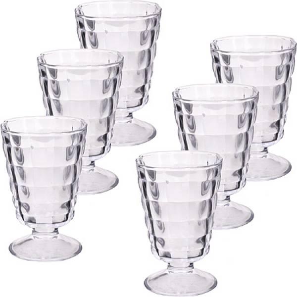 24686 Набор стаканов 6пр 220мл в под/упак LORAINE