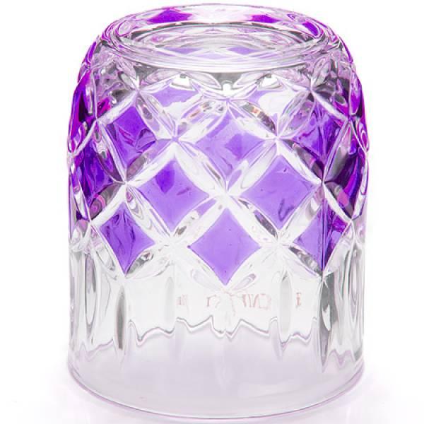20221-2 Набор стаканов 6 предметов ФИОЛЕТ. LORAINE