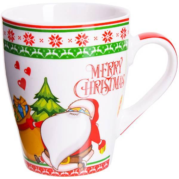 28457 Кружка MERRY CHRISTMAS 340 мл LORAINE